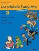 Die fröhliche Klarinette, Lehrbuch Neuauflage