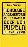 Monologe angehender Psychopathen (eBook, PDF)