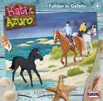 Kati & Azuro - Fohlen in Gefahr, 1 Audio-CD