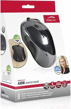 SPEEDLINK AXON Desktop Mouse - USB, dark grey