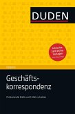 Duden Ratgeber - Geschäftskorrespondenz (eBook, ePUB)