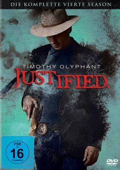 Justified - Die komplette vierte Season DVD-Box