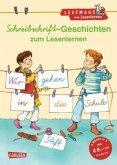 Schreibschrift-Geschichten zum Lesenlernen / Lesemaus zum Lesenlernen Sammelbd.22