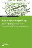 Medienregulierung in Europa