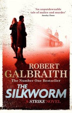 The Silkworm - Galbraith, Robert