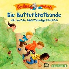 Die Butterbrotbande / Vorlesemaus Bd.4 (MP3-Download) - Auer, Margit