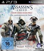 Assassin's Creed: Geburt einer neuen Welt - Die Amerikanische Saga (PlayStation 3)