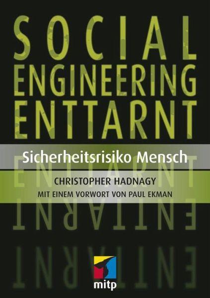 Social Engineering Enttarnt Ebook Pdf Von Christopher Hadnagy