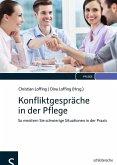 Konfliktgespräche in der Pflege (eBook, PDF)