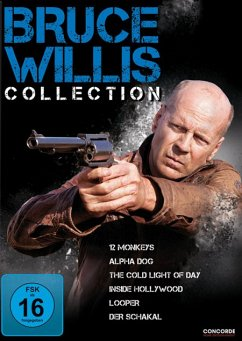 Bruce Willis Collection (6 Discs)