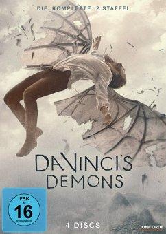 Da Vinci's Demons - Die komplette 2. Staffel DVD-Box - Tom Riley/Gregg Chillin