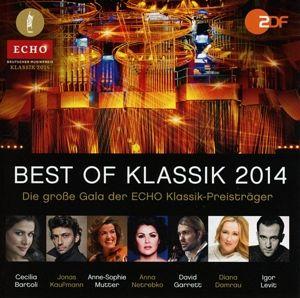 ECHO KLASSIK CD GEWINNEN