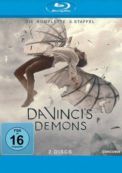 Da Vinci's Demons - Die komplette 2. Staffel Bluray Box - Tom Riley/Gregg Chillin