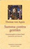Summa contra gentiles (eBook, PDF)