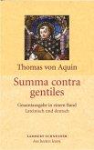 Summa contra gentiles (eBook, PDF)