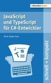 JavaScript und TypeScript für C#-Entwickler (eBook, PDF)
