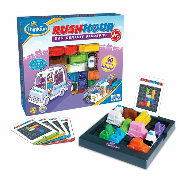 Rush Hour Junior neu (Kinderspiel)