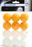 Schildkröt 618045 - Tischtennis Bälle, Training 12er Pack