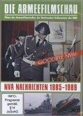 Die Armeefilmschau - NVA Nachrichten - 1985-1989, 1 DVD