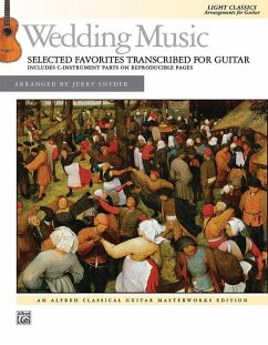 Wedding Music -- Selected Favorites Transcribed...