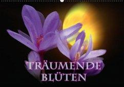 Träumende Blüten (Wandkalender immerwährend DIN...