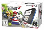 Nintendo 2DS black + Mario Kart 7 (vorinstalliert) - Limited Edition Pack
