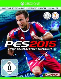 PES 2015 Day 1 (Xbox One)