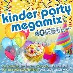 Kinder Party Megamix, 1 Audio-CD