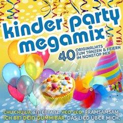 Kinder Party Megamix, 1 Audio-CD - Various
