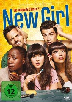 New Girl - Die komplette Season 2 DVD-Box
