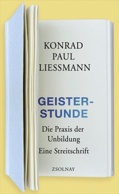 Geisterstunde (eBook, ePUB) - Liessmann, Konrad Paul