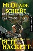 McQuade schießt - Der Kopfgeldjäger Teil 25-36 (Sammelband) (eBook, ePUB)