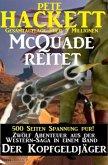 McQuade reitet - Zwölf Abenteuer in einem Band (Der Kopfgeldjäger, Band 13-24) (eBook, ePUB)