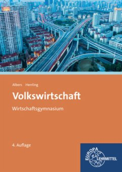 Volkswirtschaft, Ausgabe Wirtschaftsgymnasium Baden-Württemberg - Albers, Hans-Jürgen; Herrling, Erich