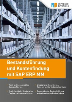 Bestandsführung und Kontenfindung mit SAP ERP M...
