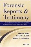 Forensic Reports and Testimony (eBook, ePUB)