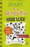 Diary of a Wimpy Kid 08. Hard Luck. Book + CD