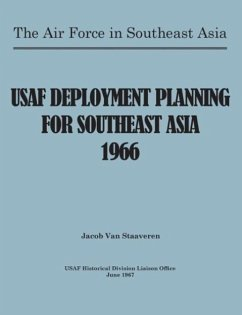 USAF Deployment Planning for Southeast Asia