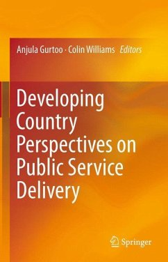 Developing Country Perspectives on Public Service Delivery