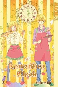 Tokyopop Romantica Clock / Romantica Clock Bd.3