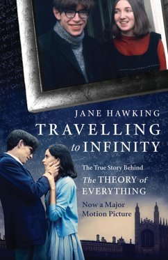 The Travelling to Infinity - Hawking, Jane