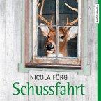 Schussfahrt / Kommissar Weinzierl Bd.1 (MP3-Download)