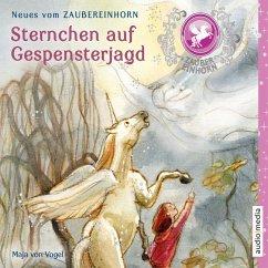 Sternchen auf Gespensterjagd / Zaubereinhorn Bd.7 (MP3-Download) - von Vogel, Maja