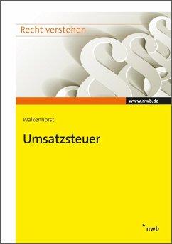 Umsatzsteuer (eBook, ePUB) - Walkenhorst, Ralf