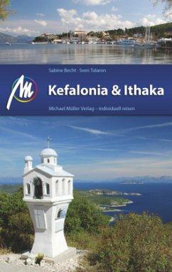 Kefalonia & Ithaka - Becht, Sabine; Talaron, Sven