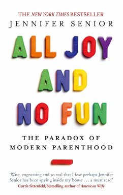 All Joy and No Fun - Senior, Jennifer