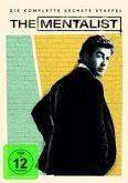 The Mentalist - Die komplette 6. Staffel (5 Discs)