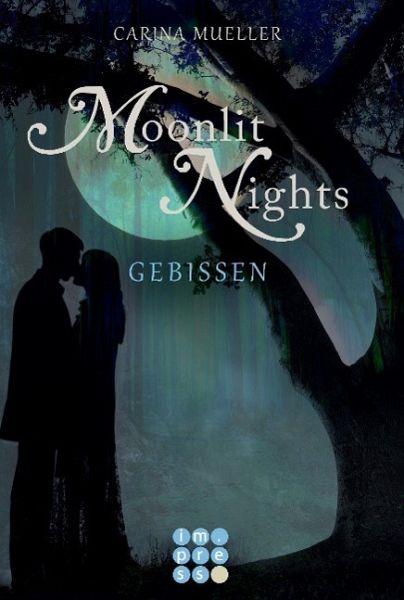 Buch-Reihe Moonlit Nights von Carina Mueller