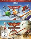 Planes / Planes 2 - Immer im Einsatz (2 Discs)