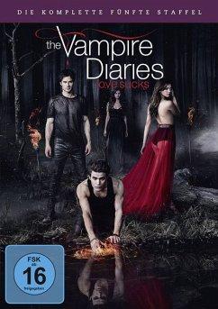 Vampire Diaries - Die komplette 5. Staffel (5 Discs) - Nina Dobrev,Paul Wesley,Ian Somerhalder